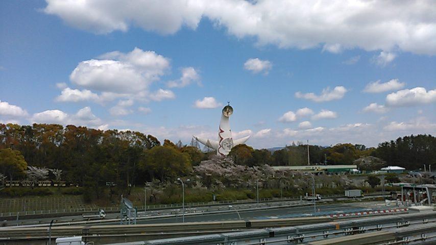 大阪へ行ってきました~(仕事です・・)