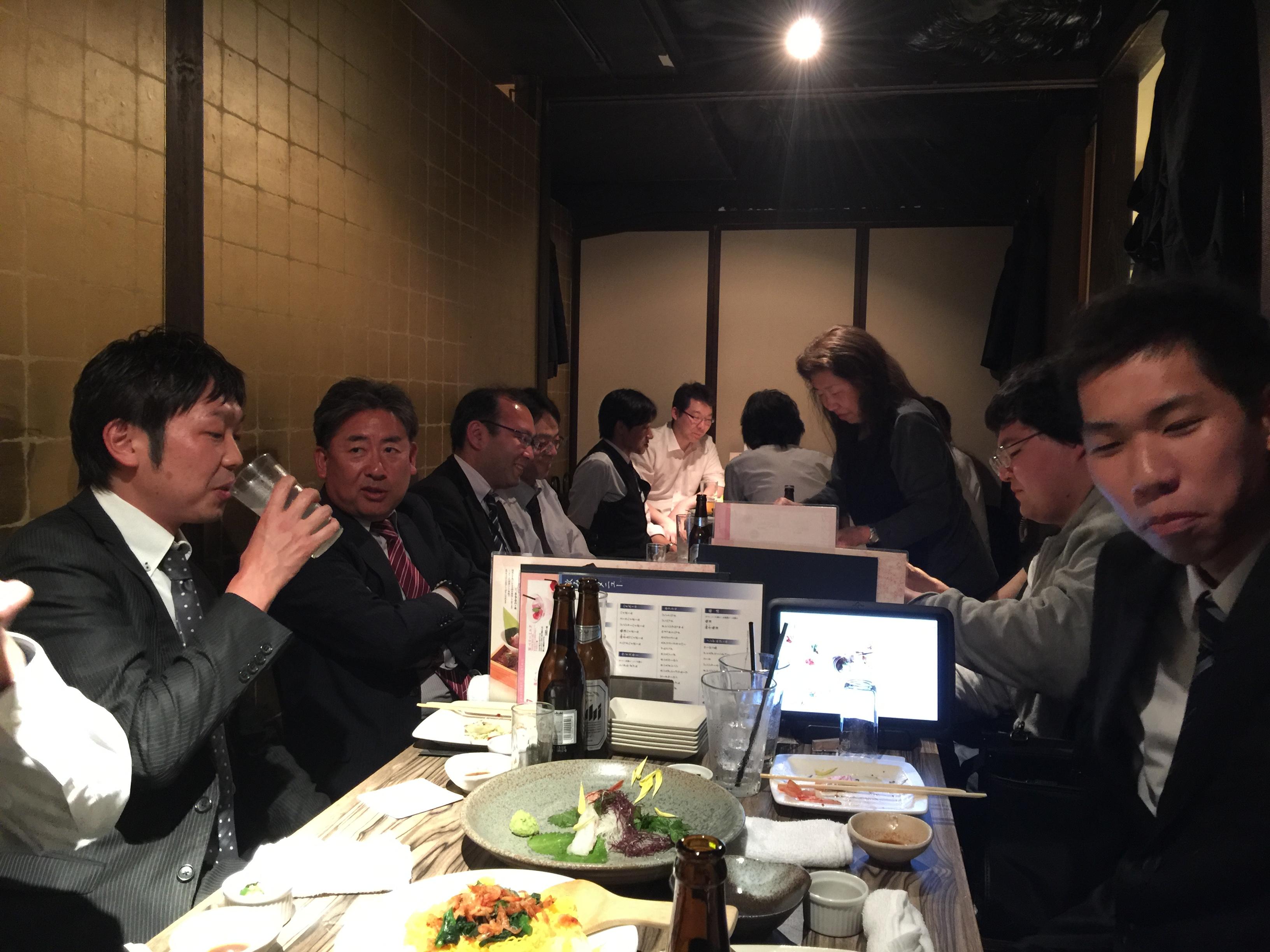 平成最後の新入社員歓迎会